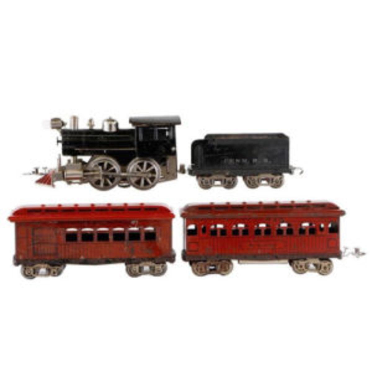 Elektoy locomotive set