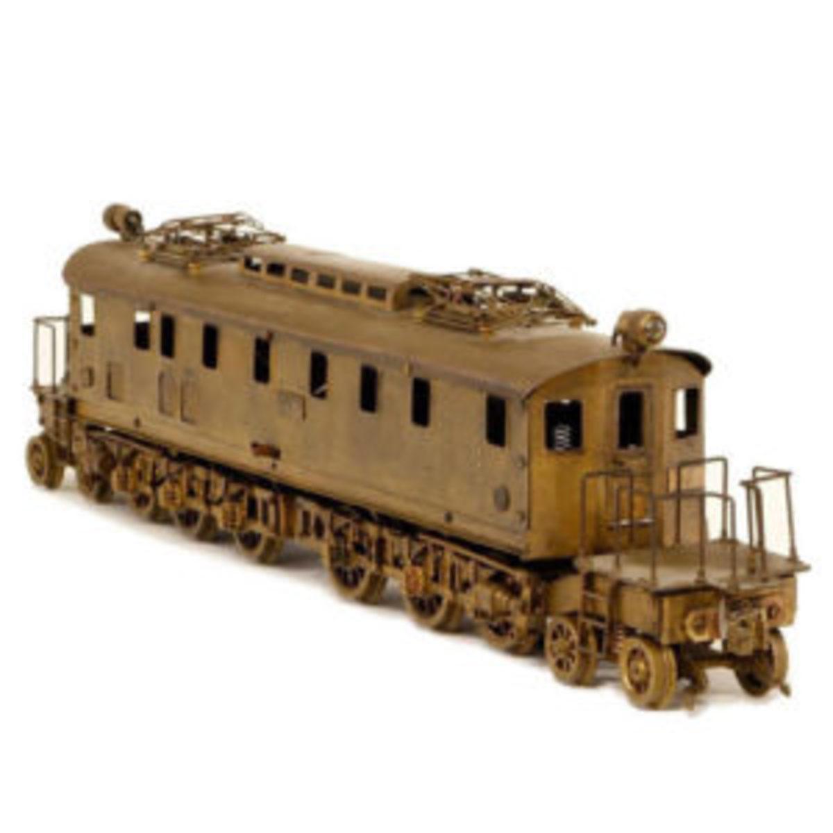 S.M. Science & Model Osaka locomotive train