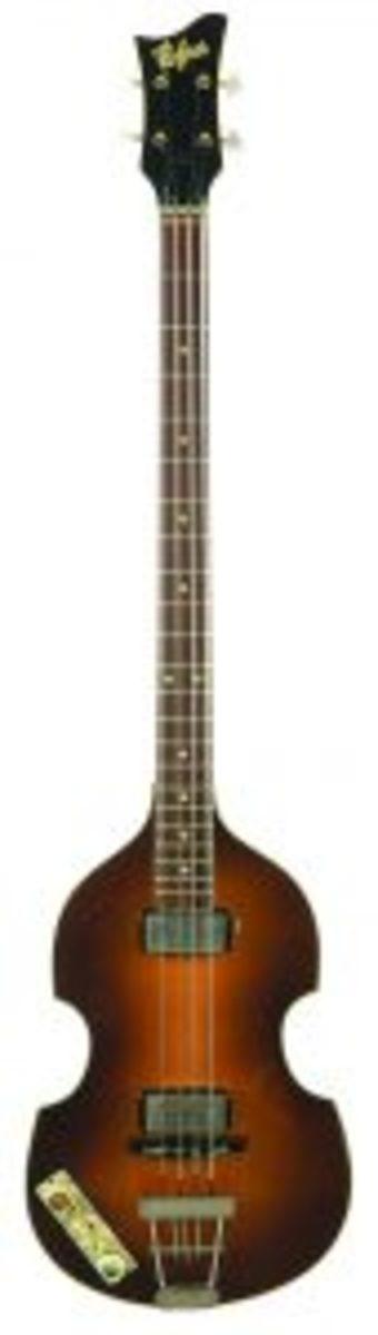 McCartney violin bass