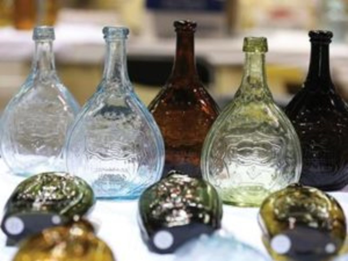 Historic flasks