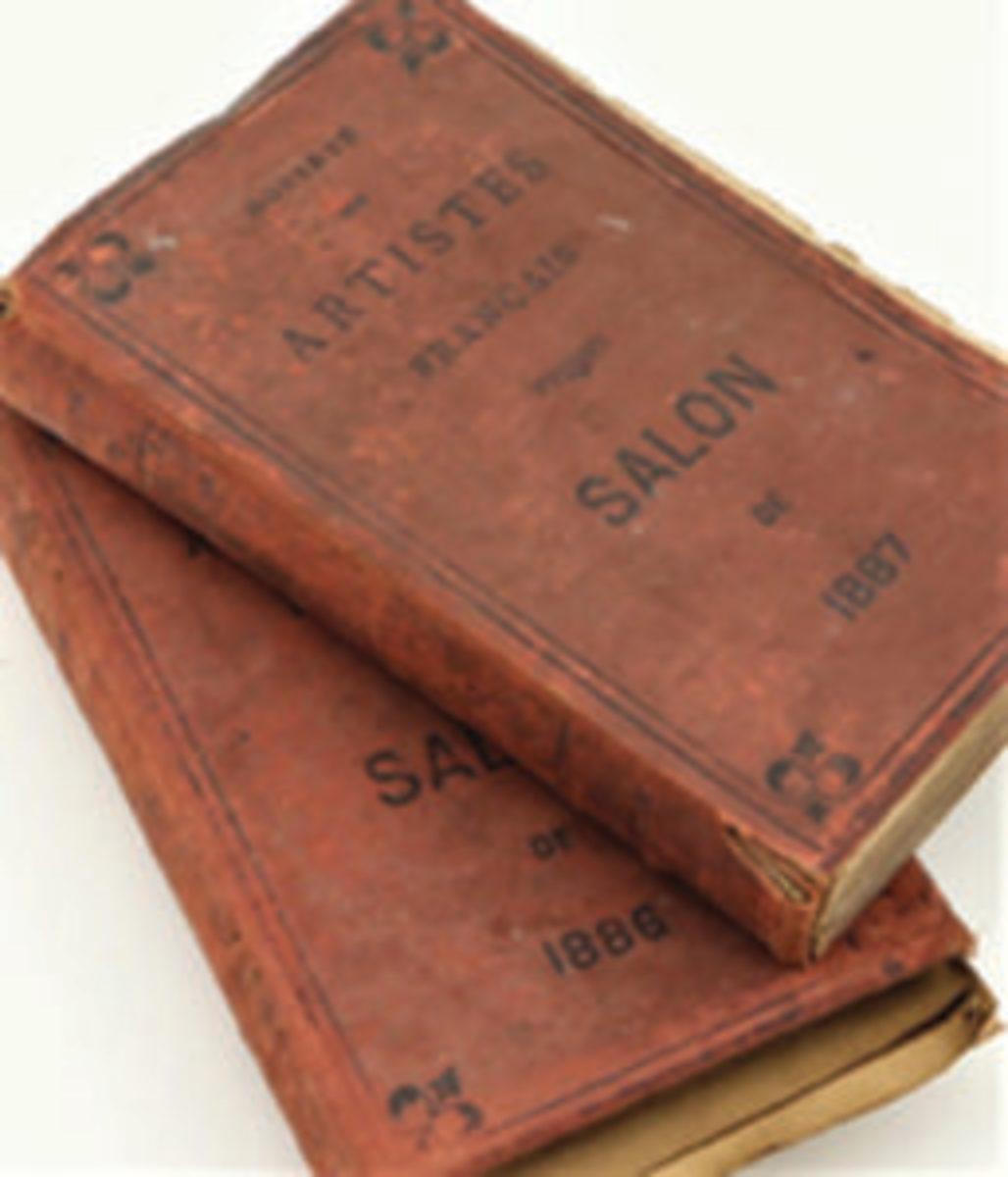 Patrick's copies of Societe des Aristes