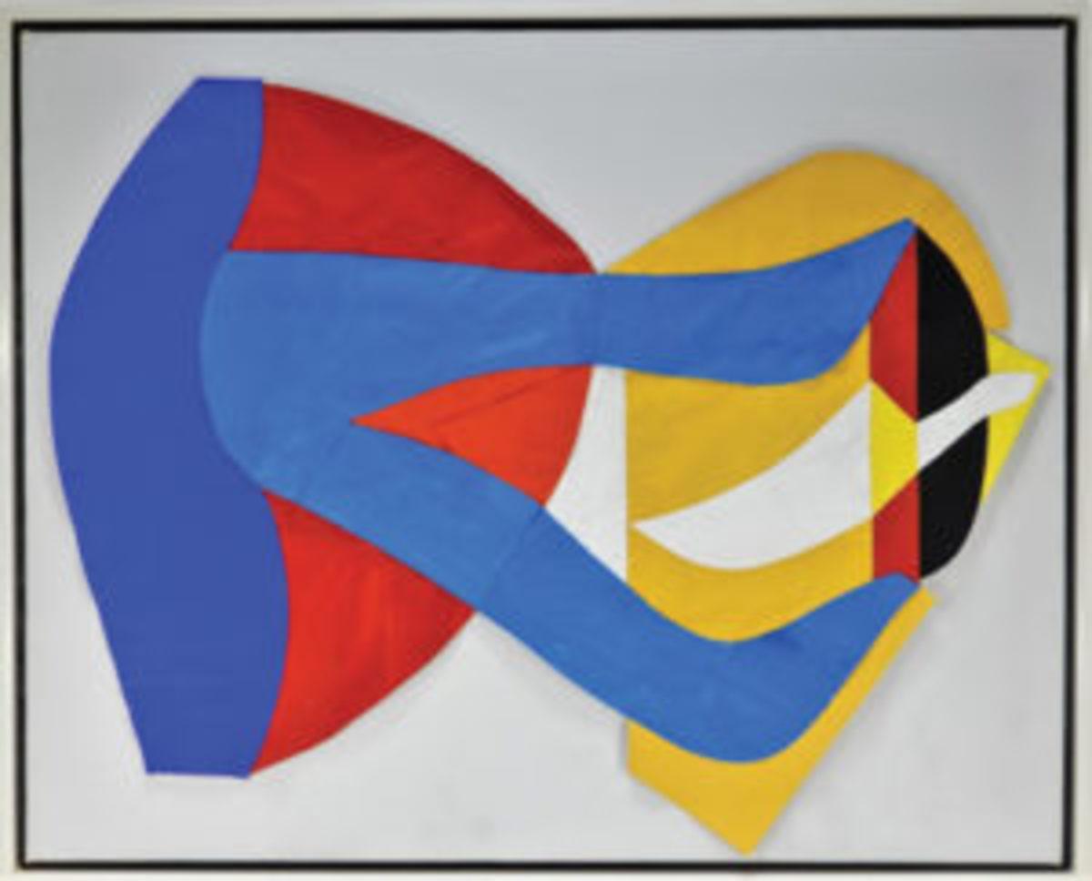 Bultman oil painting
