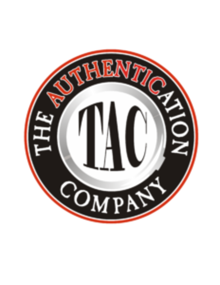 The Authentication Company marks and identifies petroliana, automobilia and antique advertising items to ensure their originality and authenticity.