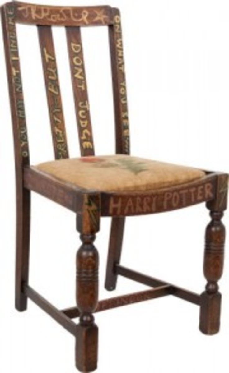 Rowling chair