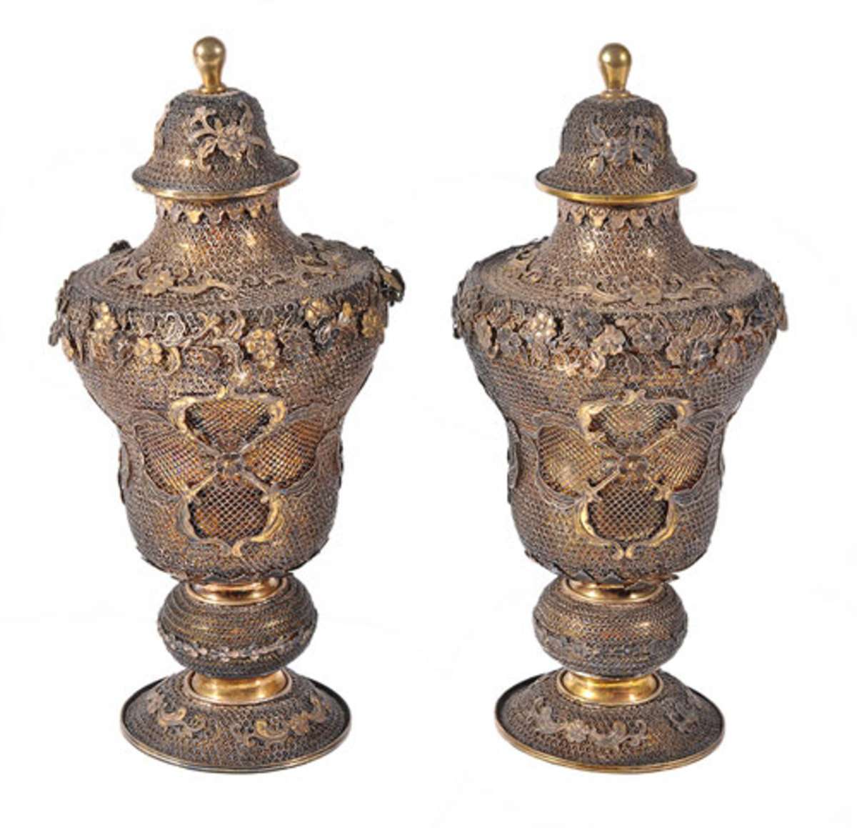 Qianlong Chinese export silver