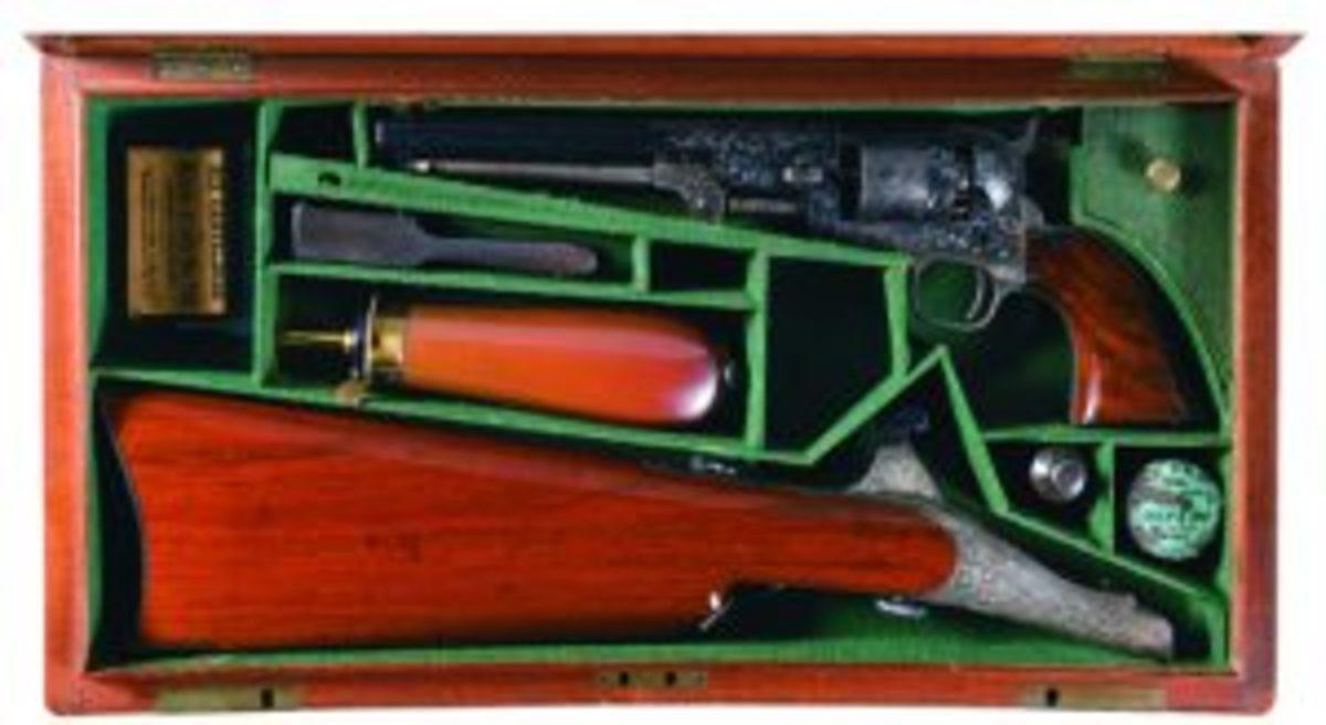 Hartford Colt Model 1851