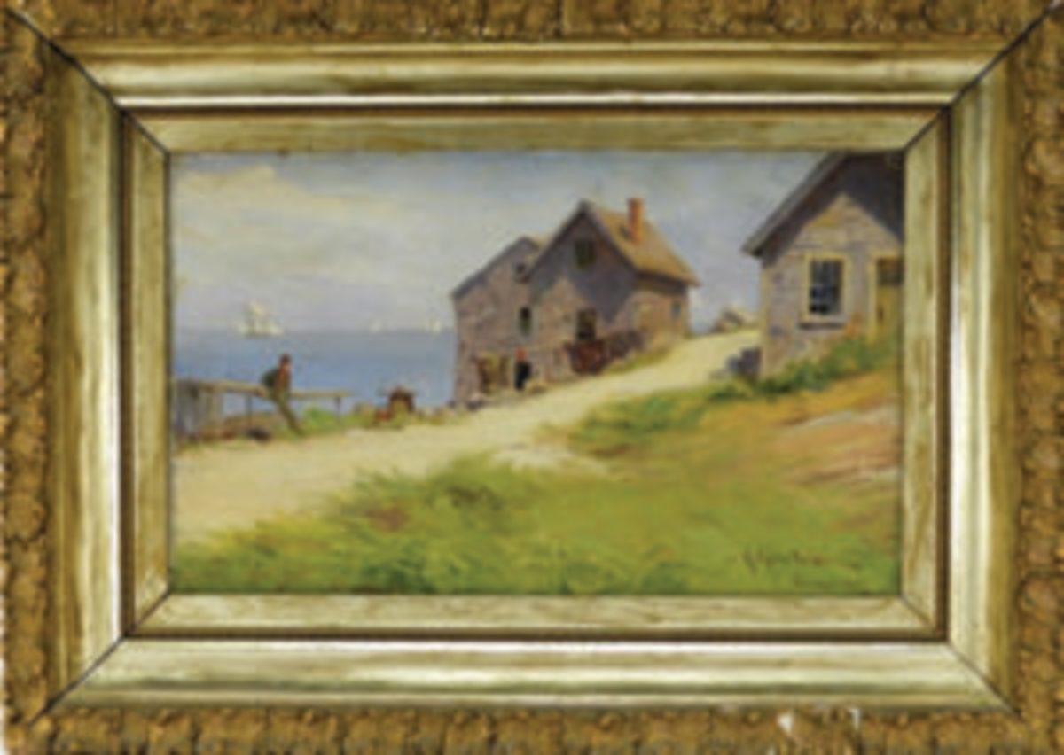 Farnam impressionist painting