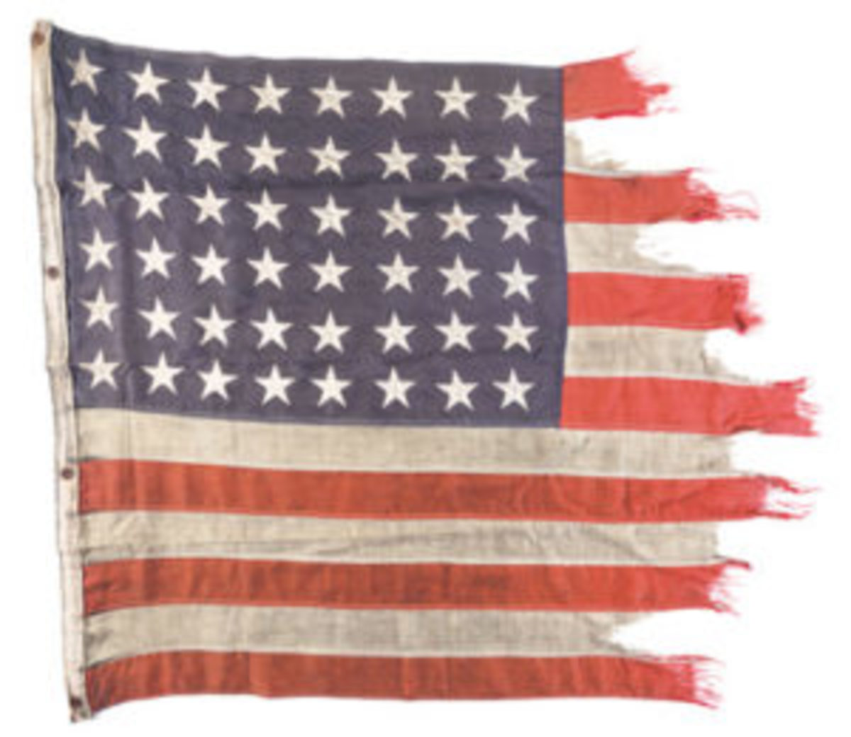 American D-Day flag