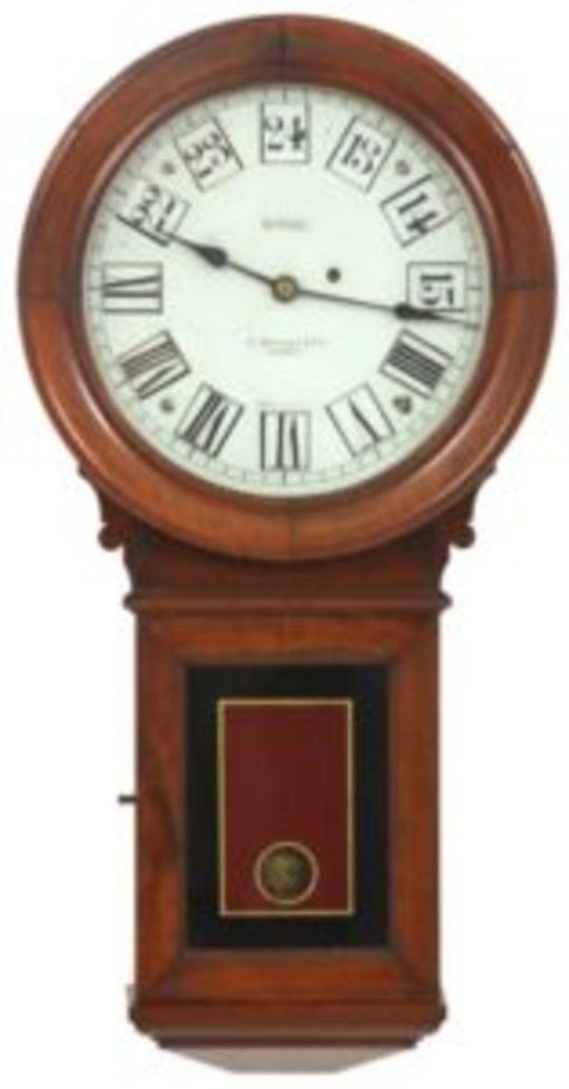 Kosmic Regulator Clock