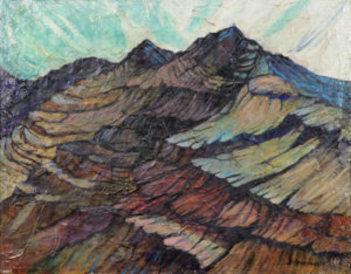 Sisqueiros landscape
