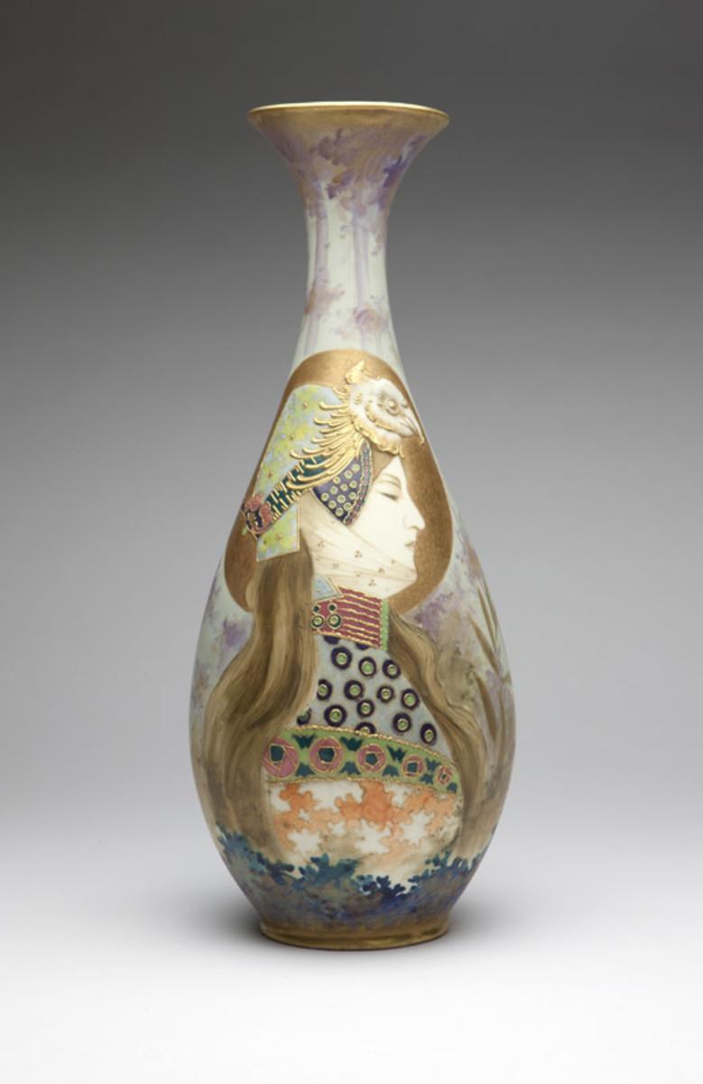 Amphora Pottery vase