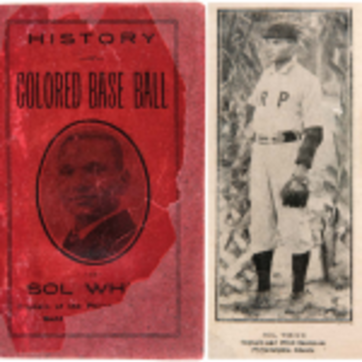History of Colored Baseball