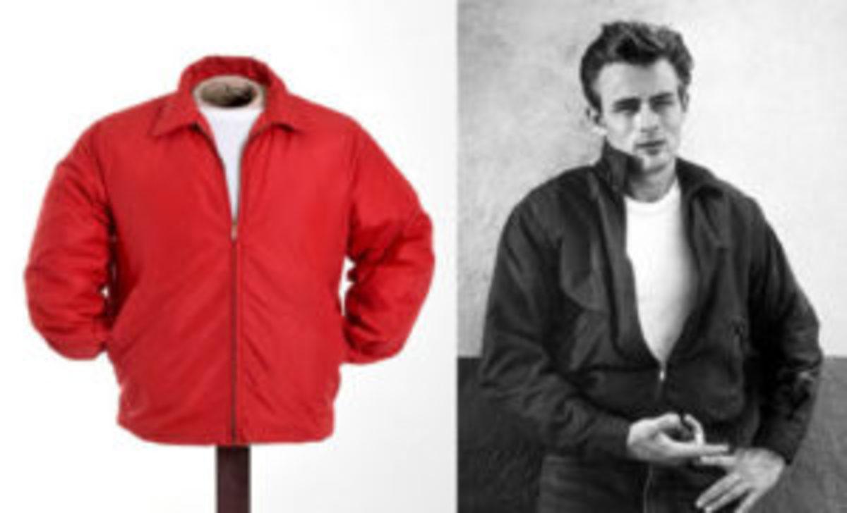 James Dean_Rebel Jacket