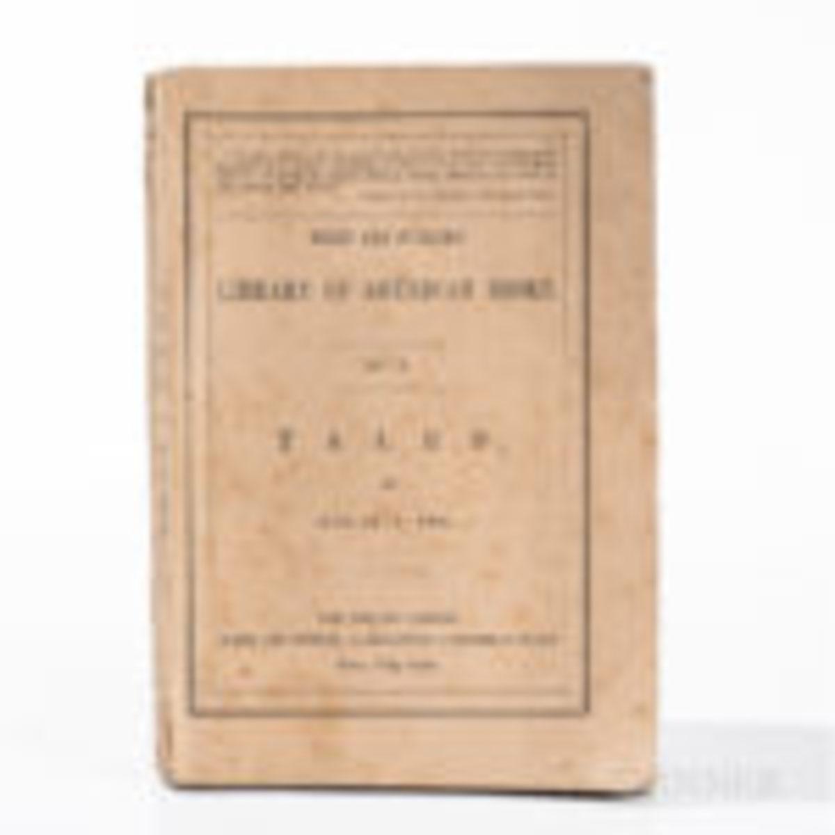 Poe, Edgar Allan (1809-1849) Tales, First Edition