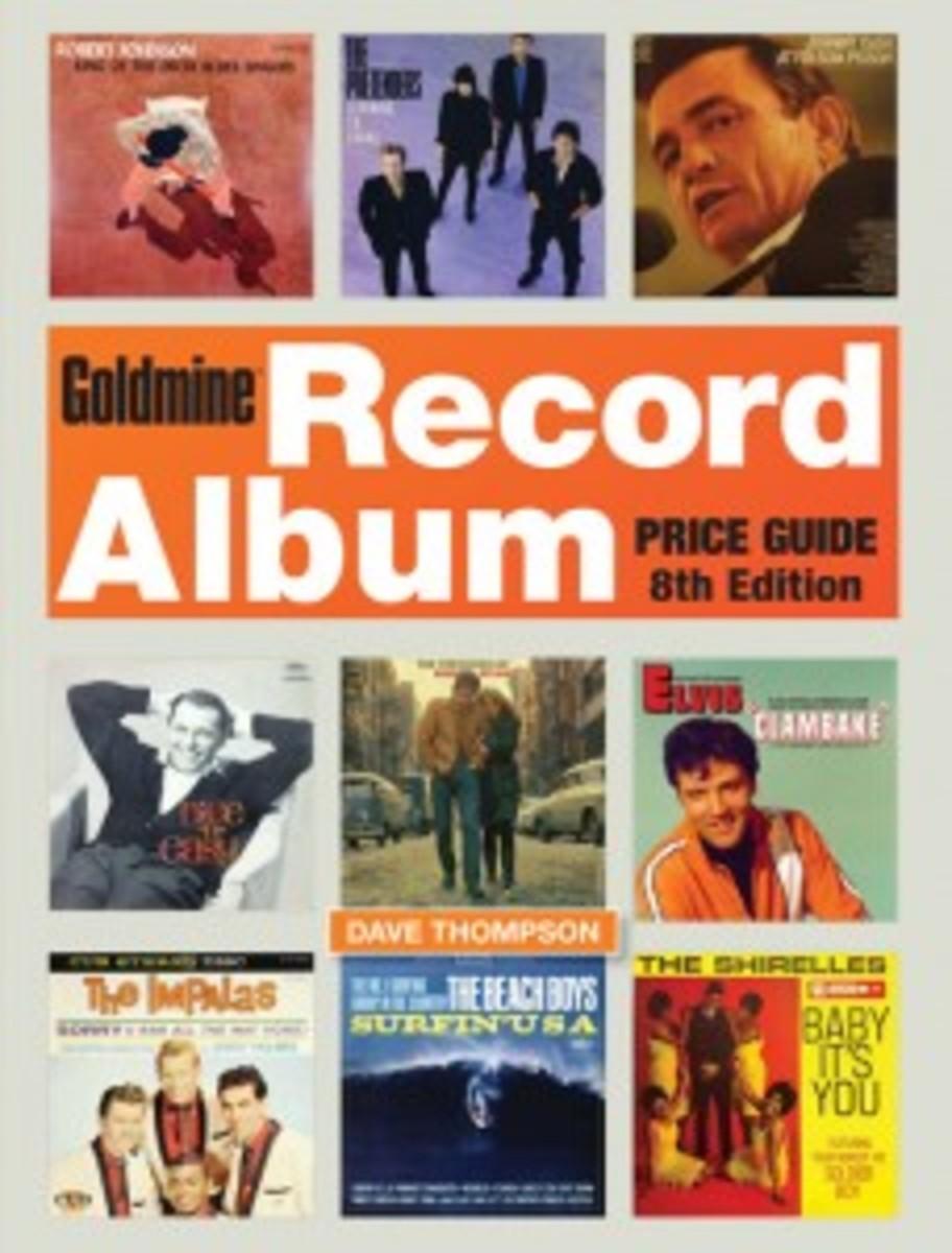 Goldmine Record Album PG 8th