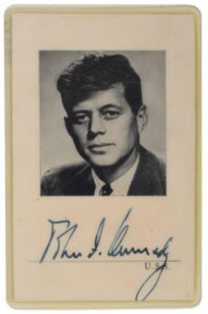 Kennedy Senate ID