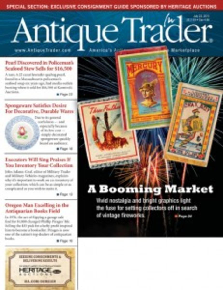 July 22, 2015 Antique Trader