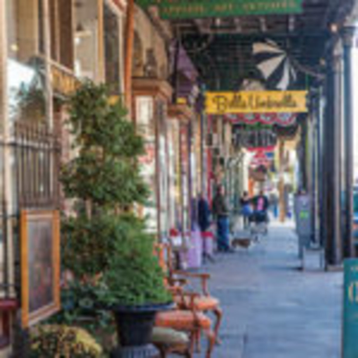 Magazine Street by Richard Nowitz, Courtesy New Orleans & Company, www.neworleans.com