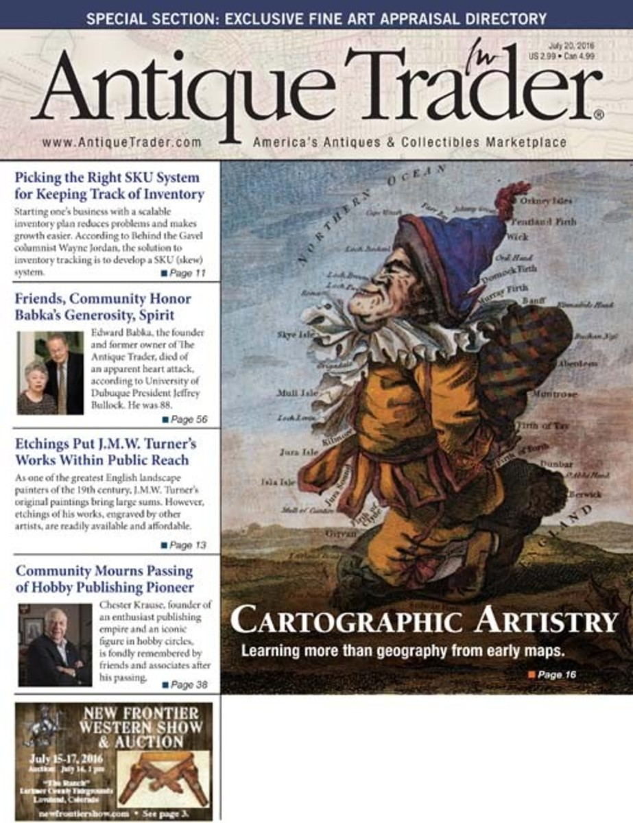 Antique Trader Fine Art Appraisal Guide & Directory