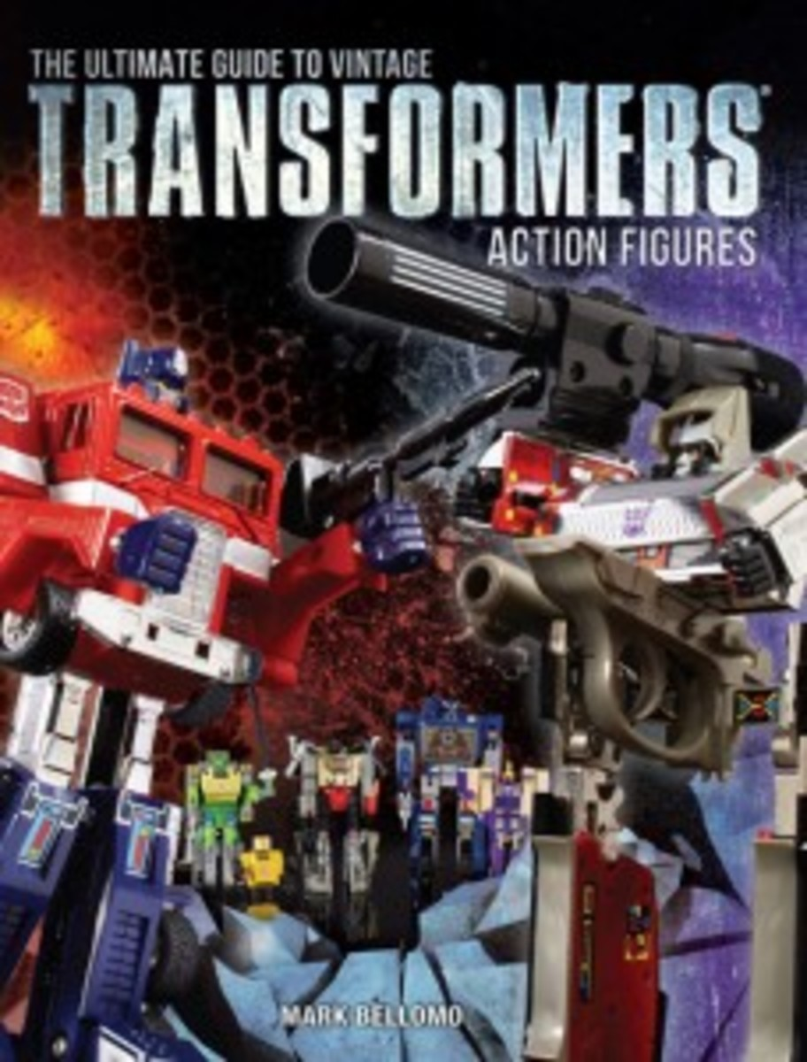 Transfomers Book