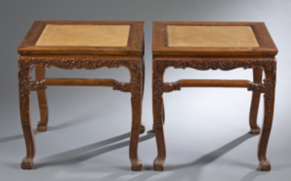huanghuali stools