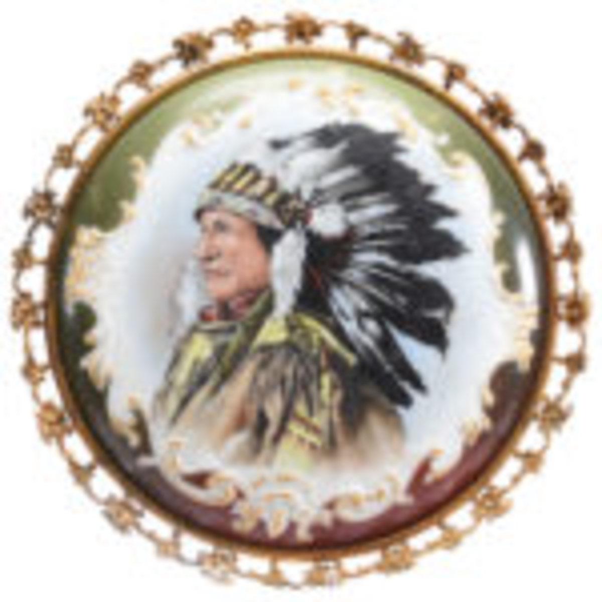 Wave Crest plaque