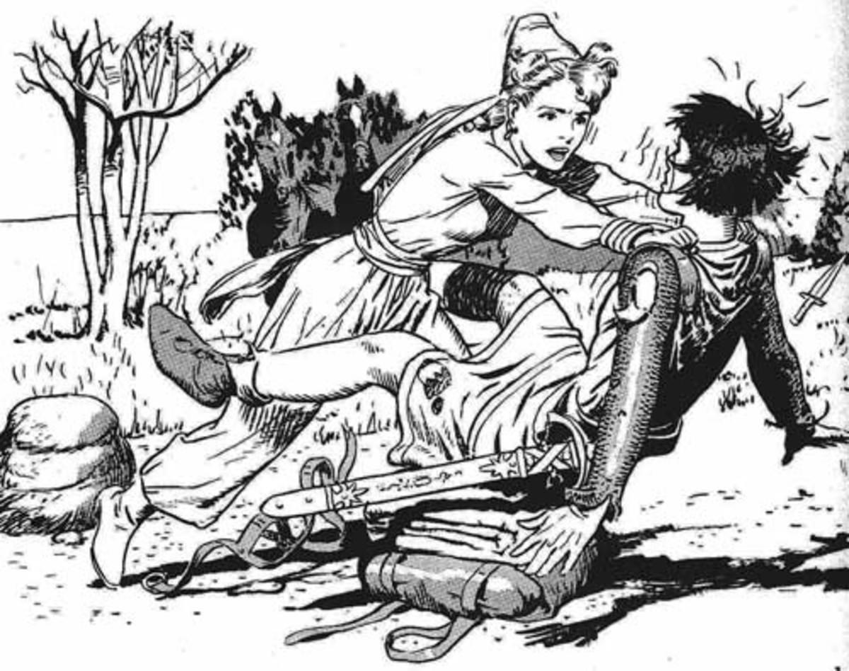 Prince Valiant comic strip
