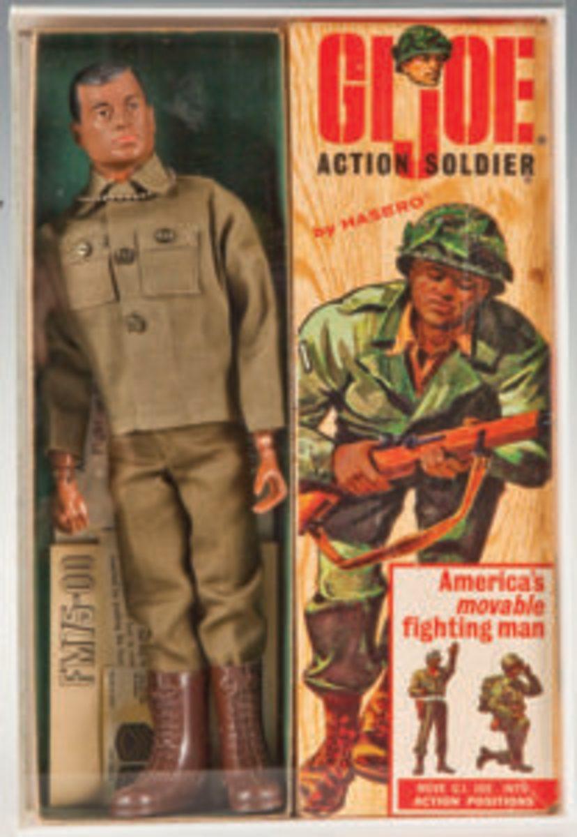GI Joe Action Soldier