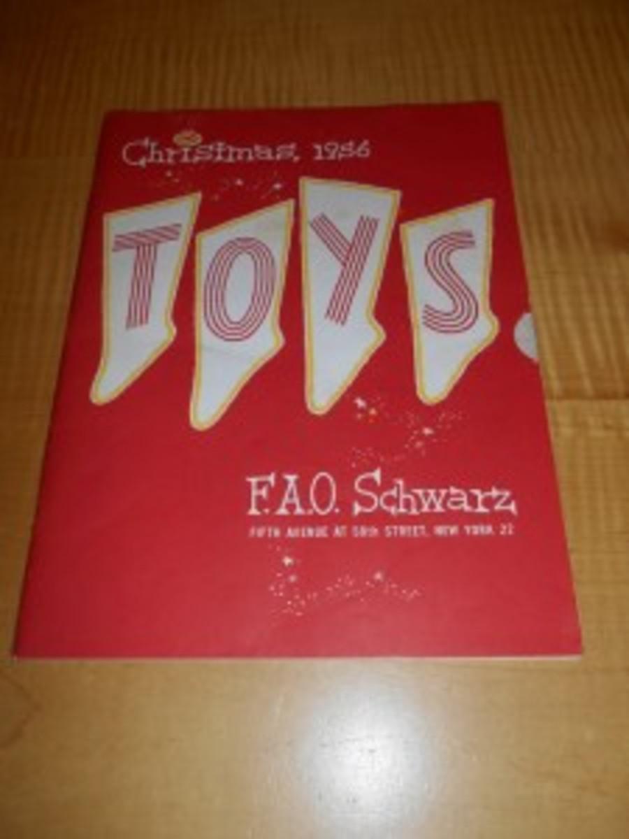FAO Schwartz catalog
