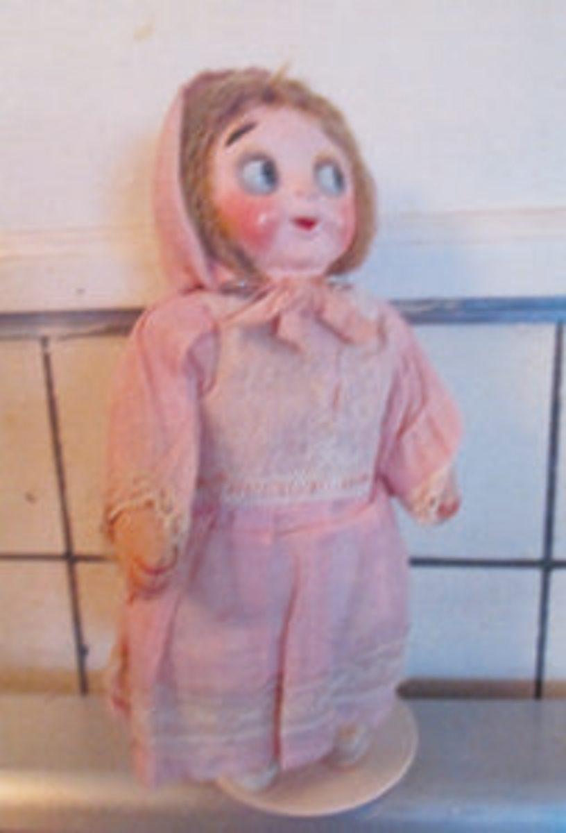 Google eyed doll