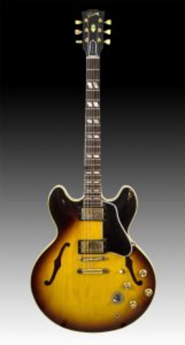 Clapton classic guitars
