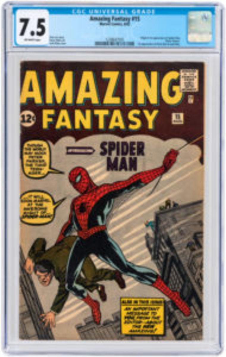 Amazing Fantasy _SpiderMan