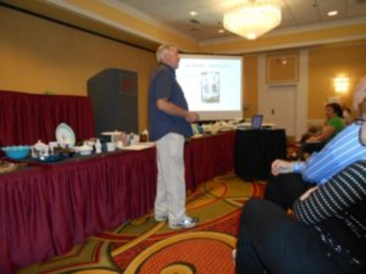 milk glass collectors convention