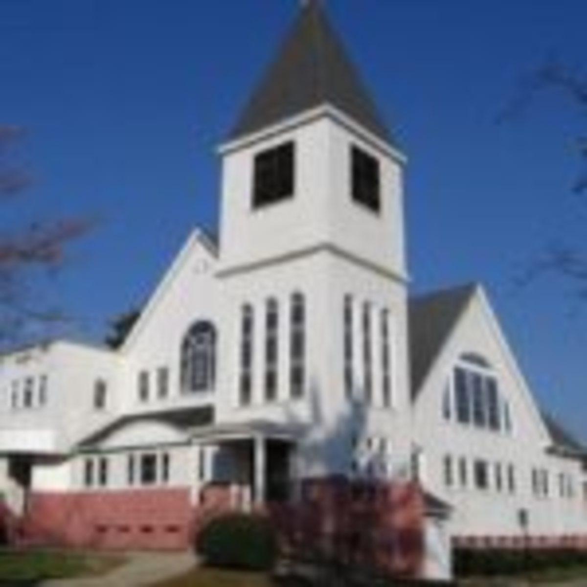 Second Congregational Church, Manchester, Connecticut.