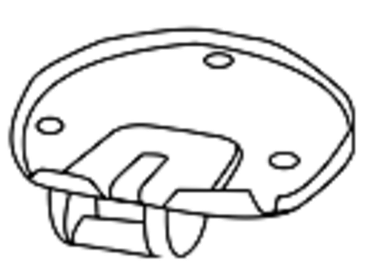 Circular Lane cedar chest lock