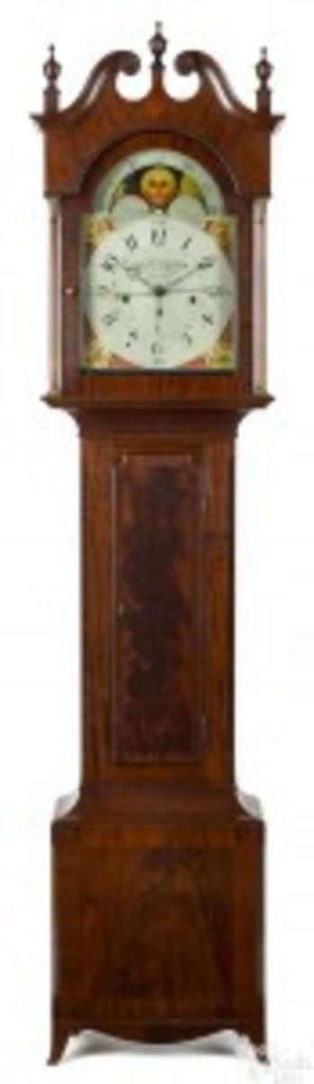 Federal clock
