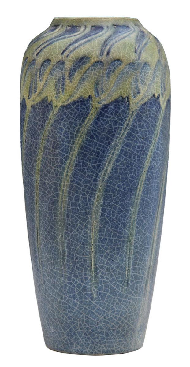 Newcomb College vases