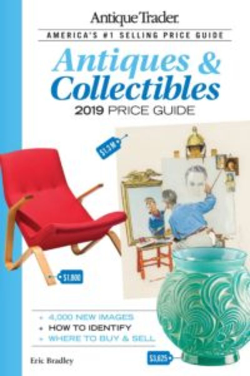 Antique Trader Antiques & Collectibles 2019 Price Guide