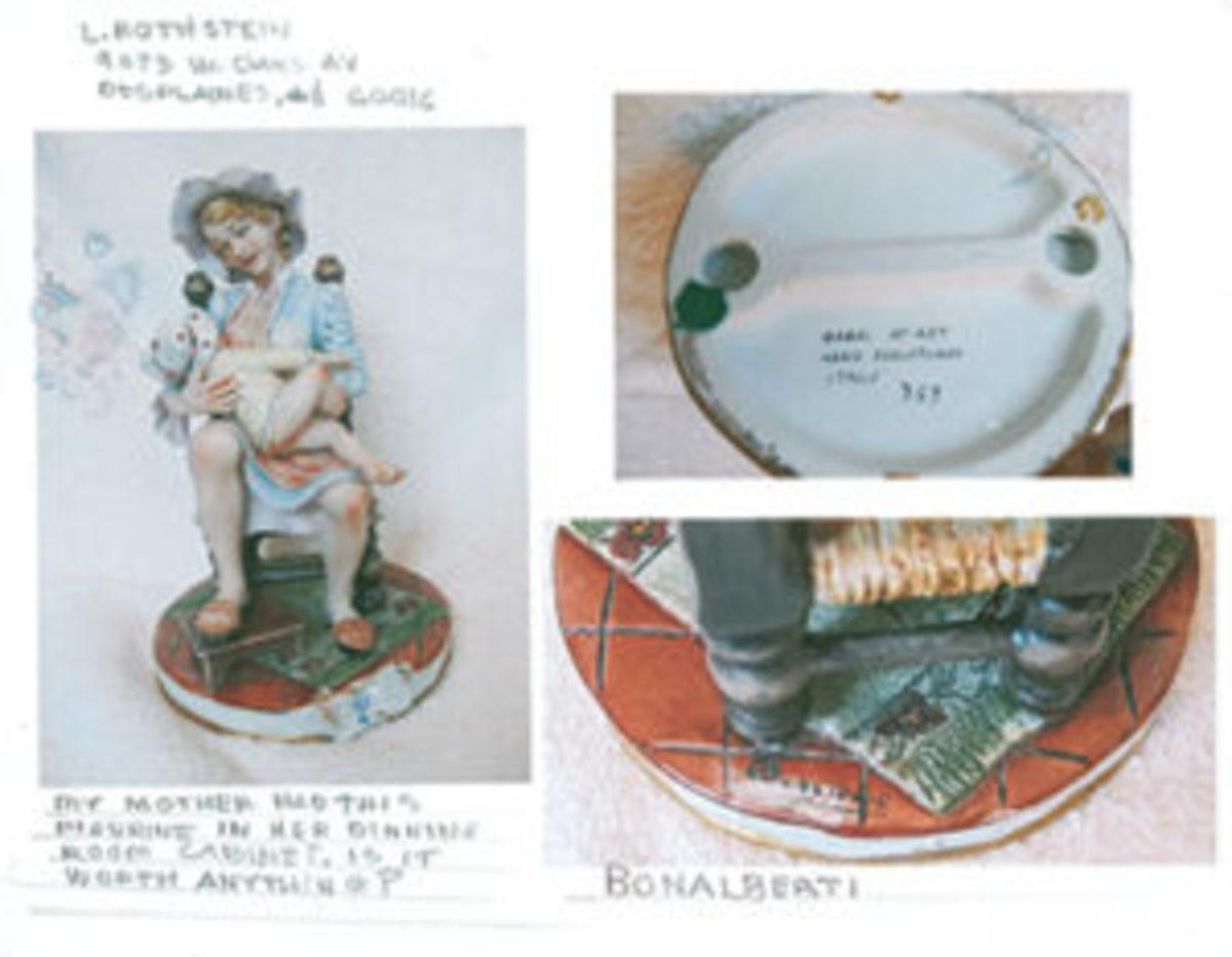 capodimonte antiques appraisal