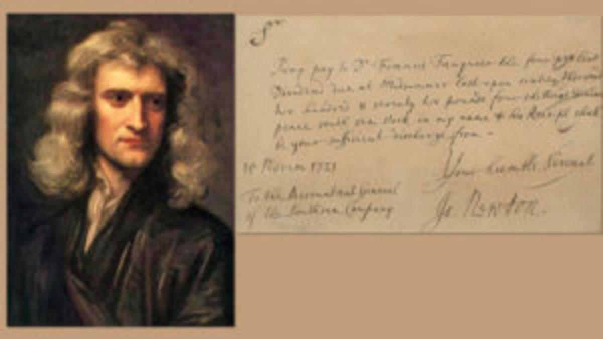 Newton document