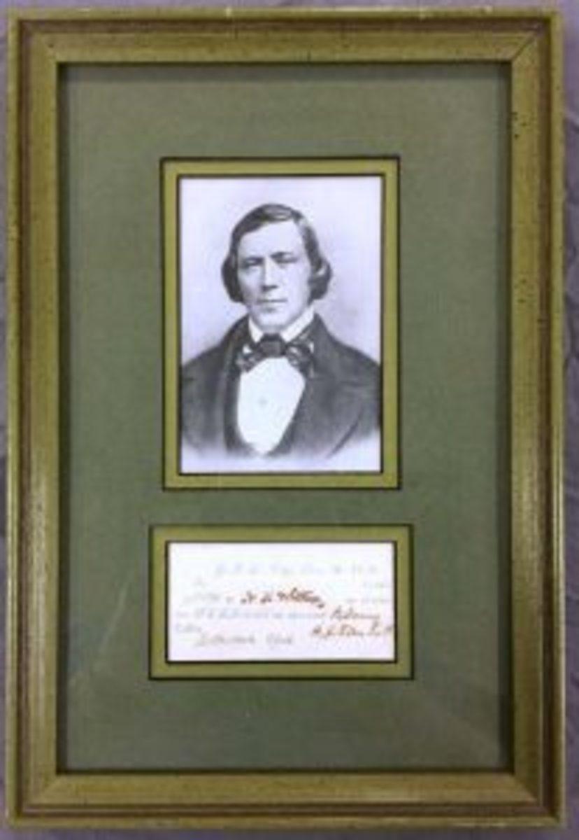 Mormon Treasury note