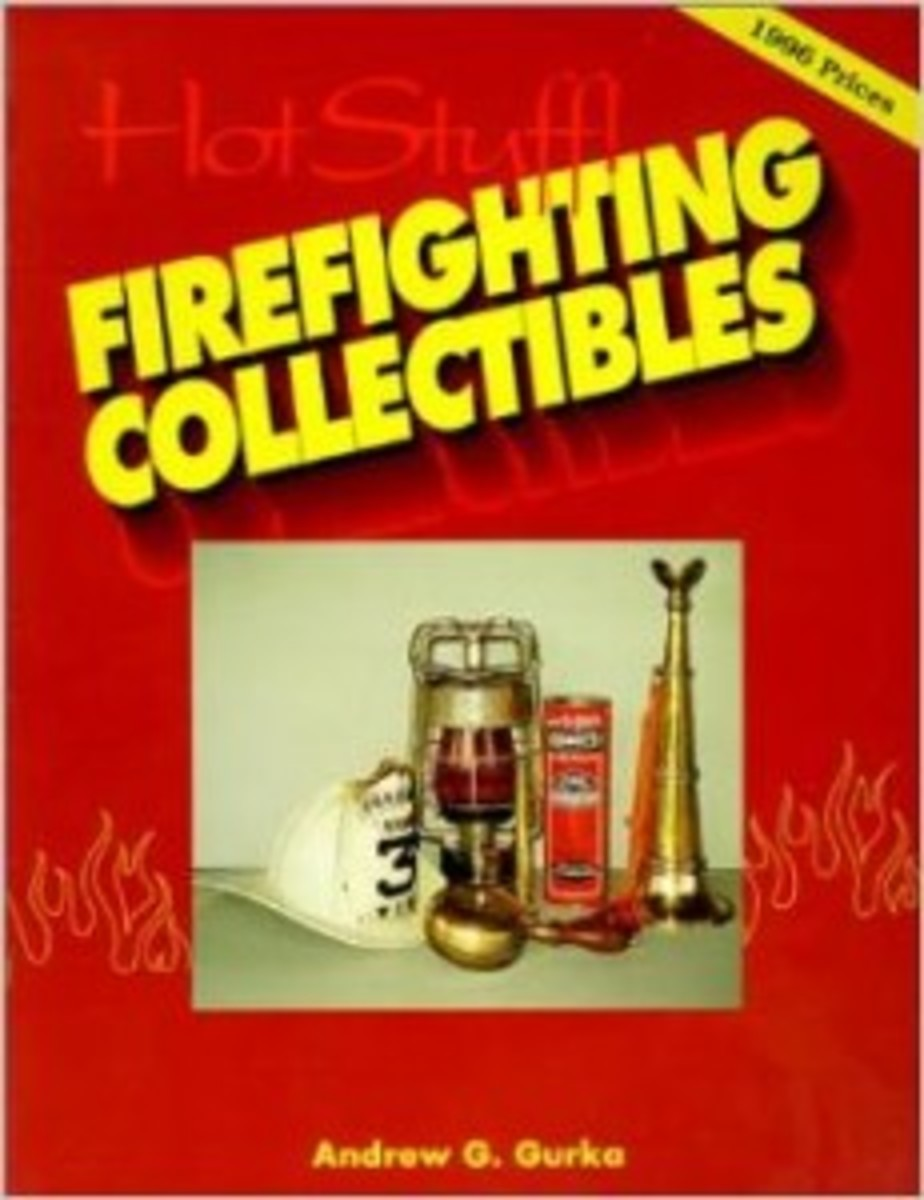 "Firemarks are among the items featured in the book ""Hot Stuff: Firefighting Collectibles."" Click to learn more>>>"
