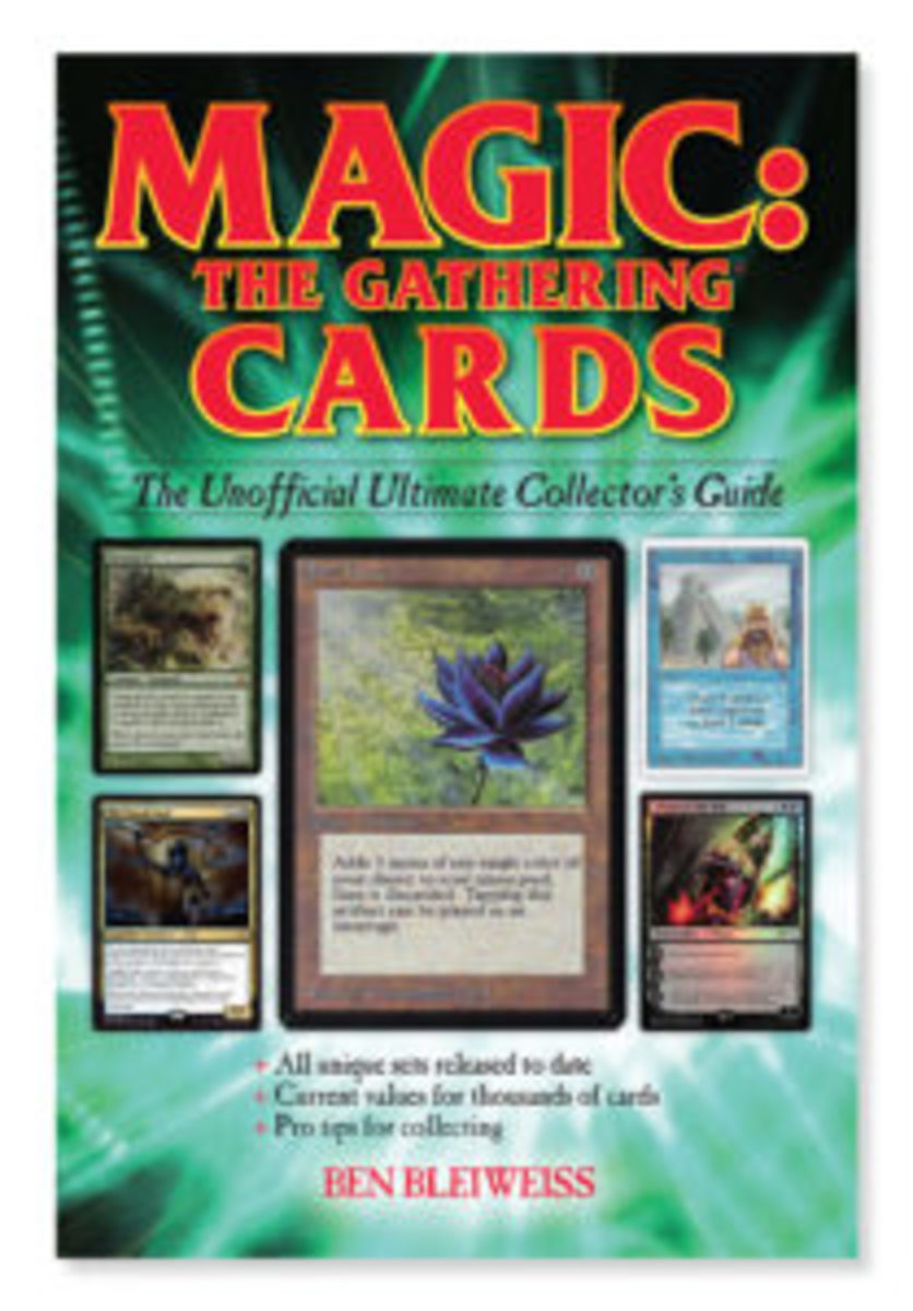 Magic: The Gathering by Ben Bleiweiss