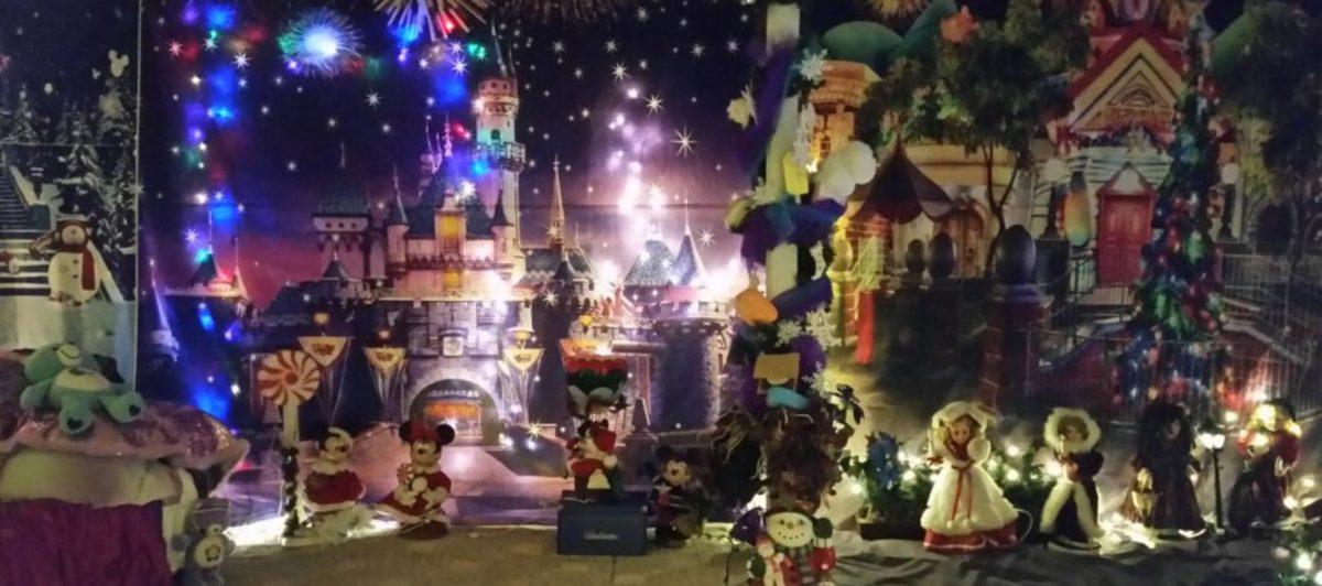 "This year's Marshmallow World theme is ""Let It Be Christmas,"" with a Disney twist."