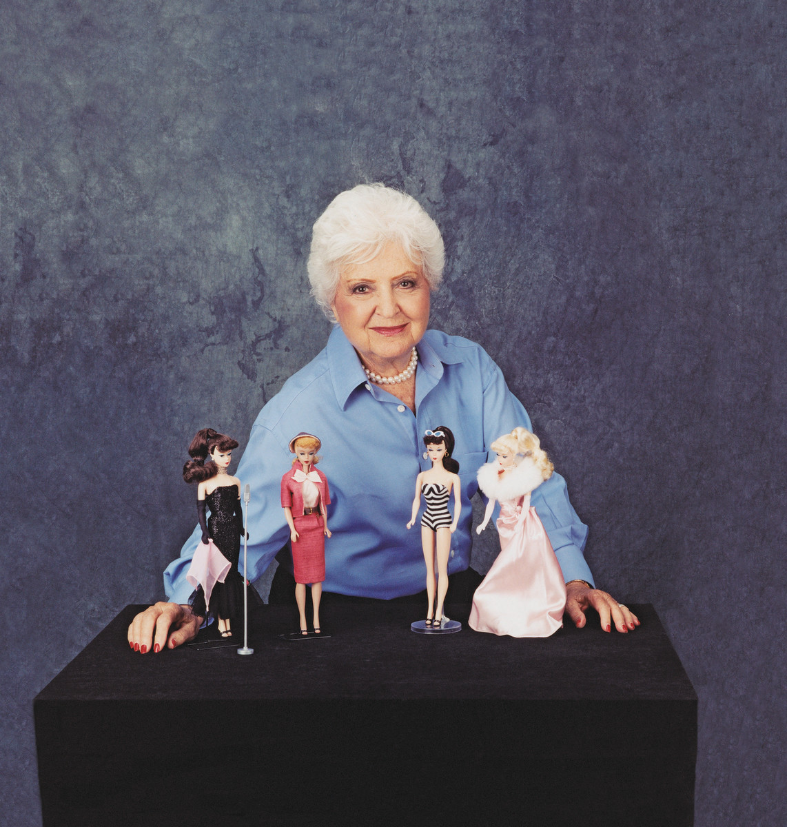 Ruth Handler was fiercely independent with the ability to dream big. She sought to have those same traits reflected in Barbie. Image courtesy of the Schlesinger Library, Radcliffe Institute, Harvard University.