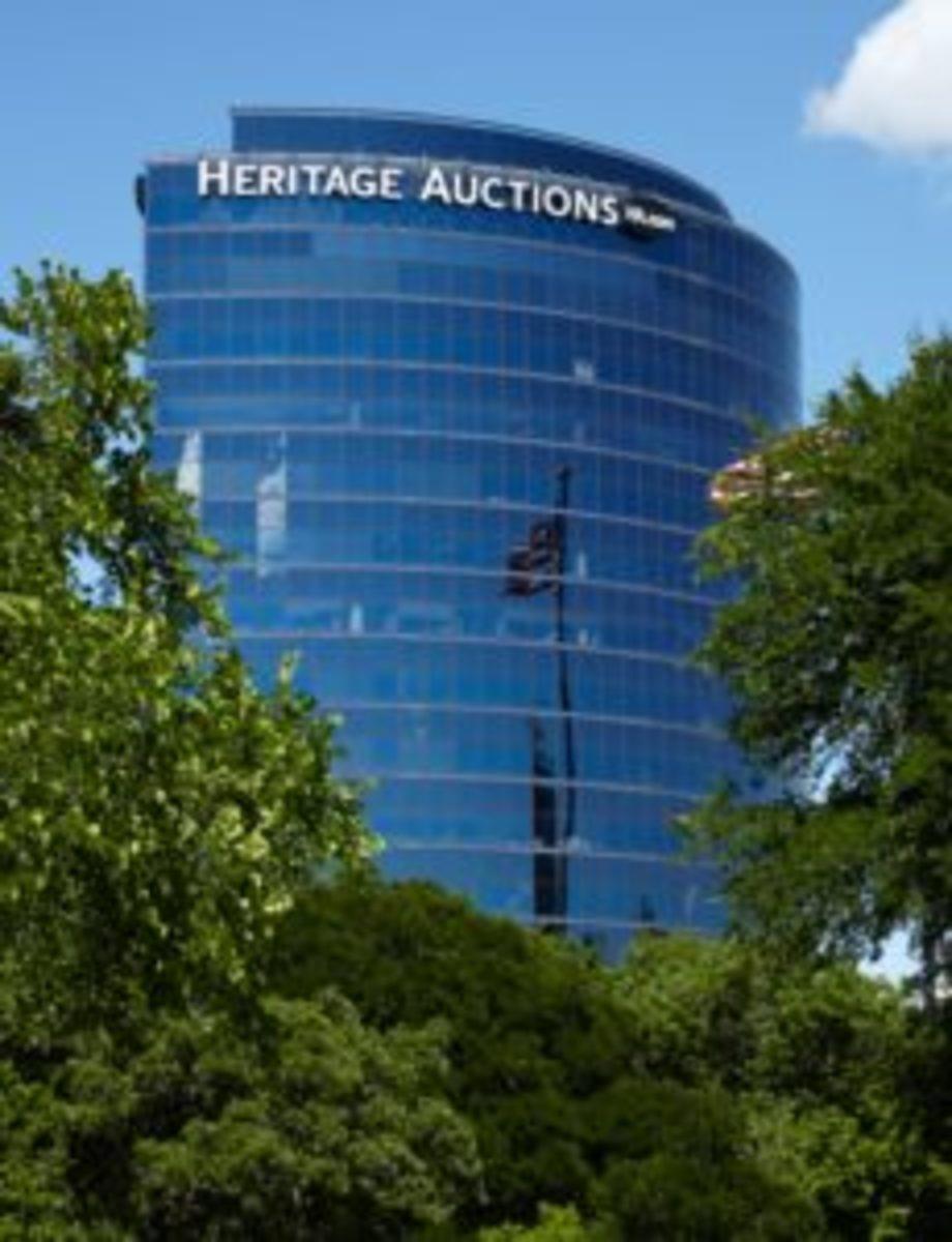 Heritage Auctions headquarters, Dallas