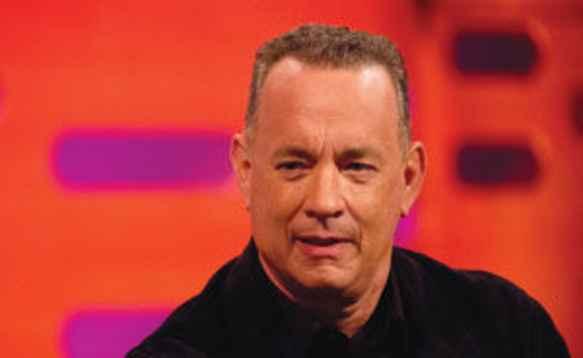 Tom Hanks. Photo by Isabel Infantes/PA Images via Getty Images