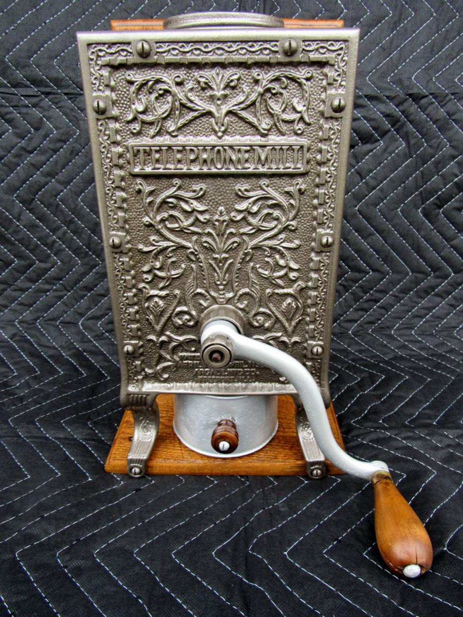 Restored coffe grinder