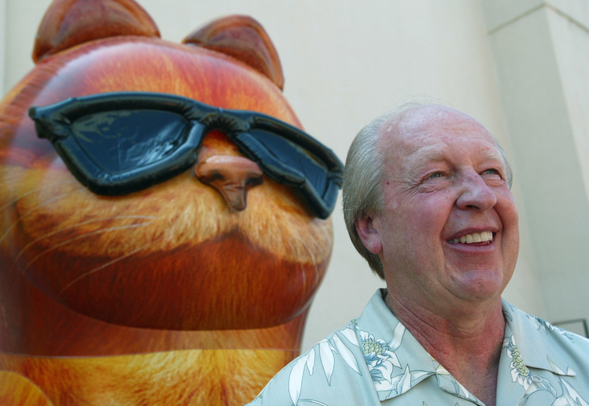 Jim Davis is living the dream as one of the most successful cartoonists in history, entertaining millions worldwide. And yet his greatest creation still hates Mondays.