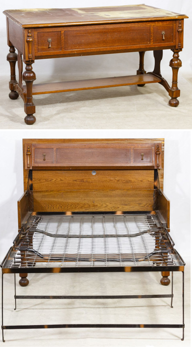 Where To Find Secret Compartments In Antique Furniture Antique Trader